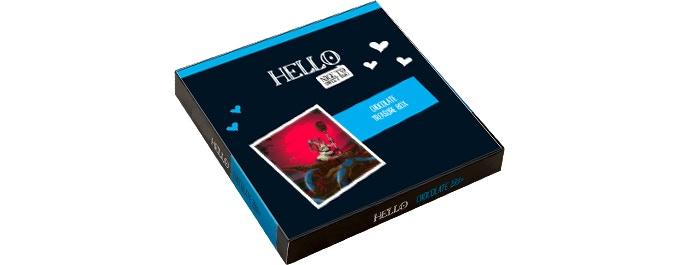 Chocolate Treasure Box