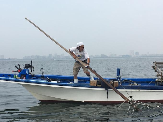 Honbinos Fishing