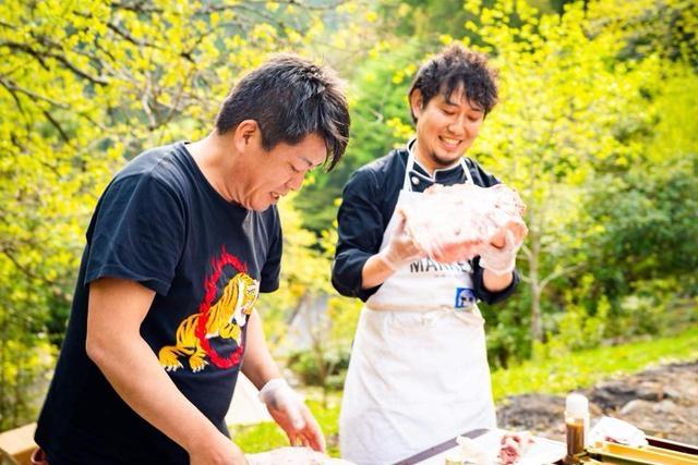 Takafumi Horie / Taro Takeda