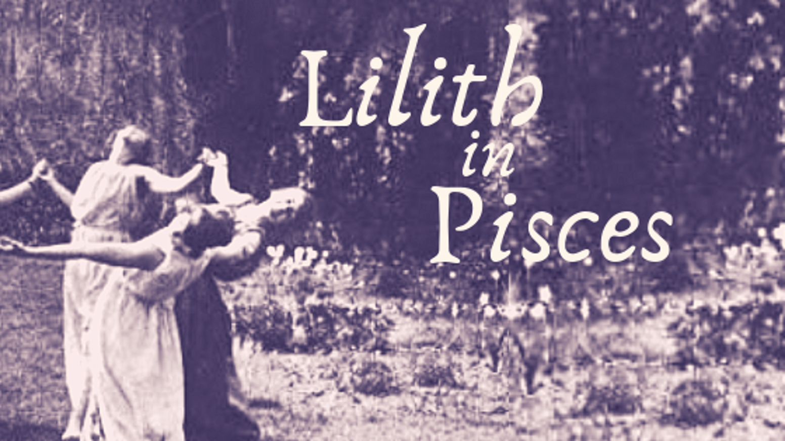 Lilith in Pisces by Michael Quattrone — Kickstarter