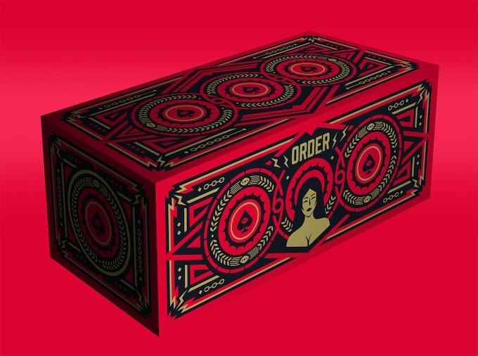 Utopian Brick Box!