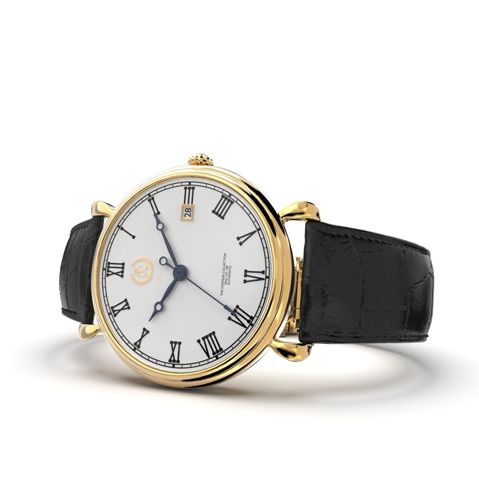 HOMAGE CLASSIC GOLD