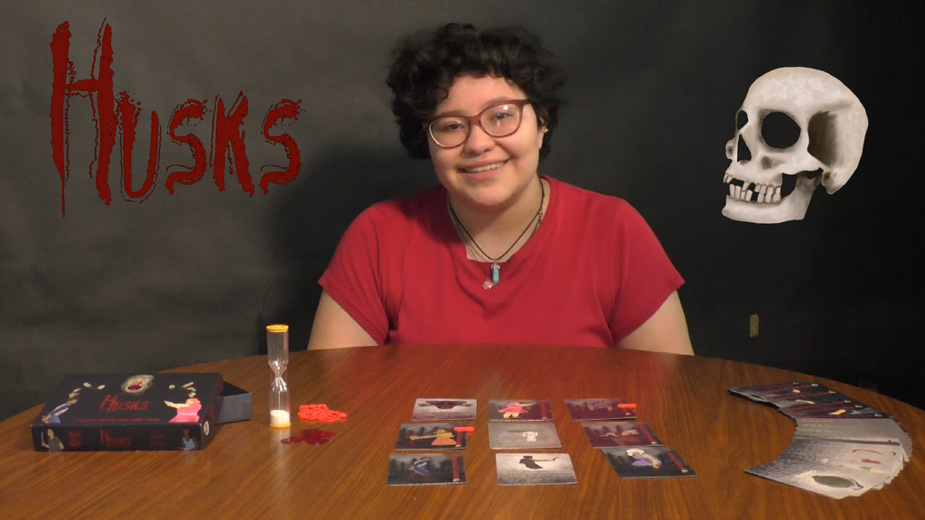 Husks A Zombie Card Game project video thumbnail