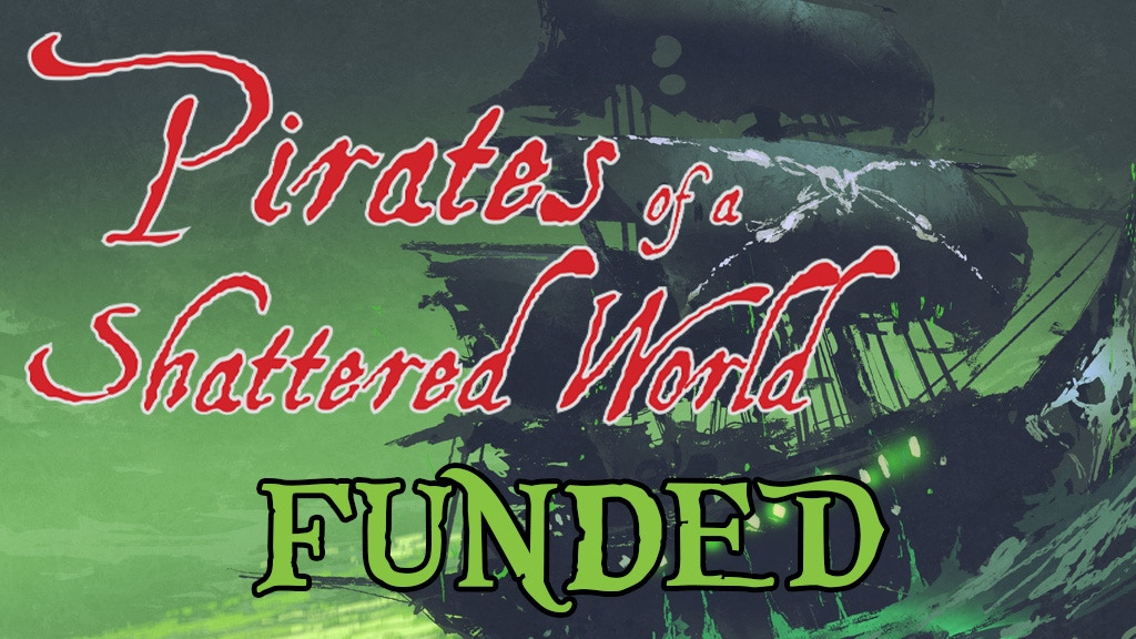 Pirates of a Shattered World-RPG project video thumbnail