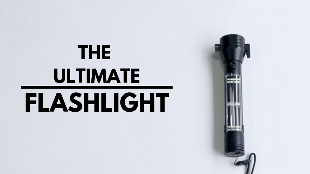 Project image for Robust: The Ultimate Survival/Emergency Flashlight (Canceled)