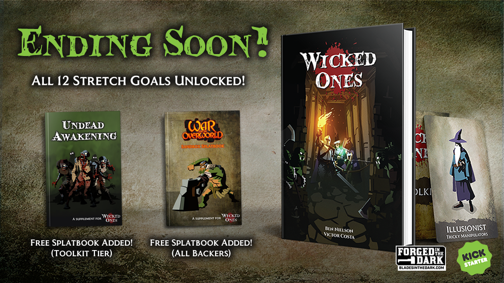 Wicked Ones project video thumbnail