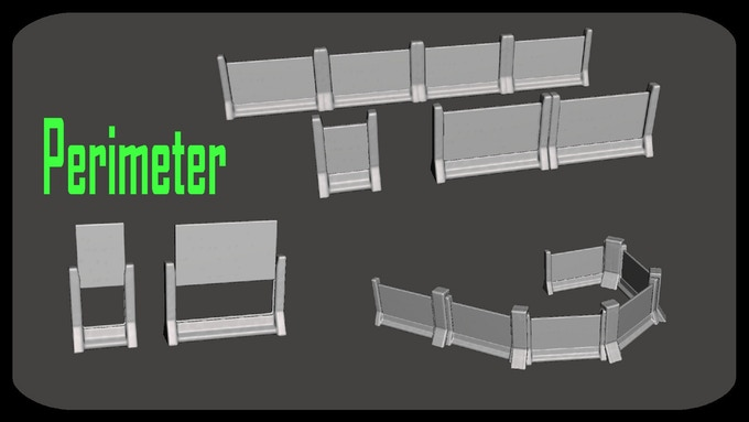 Now includes Perimeter set - see updates for more info