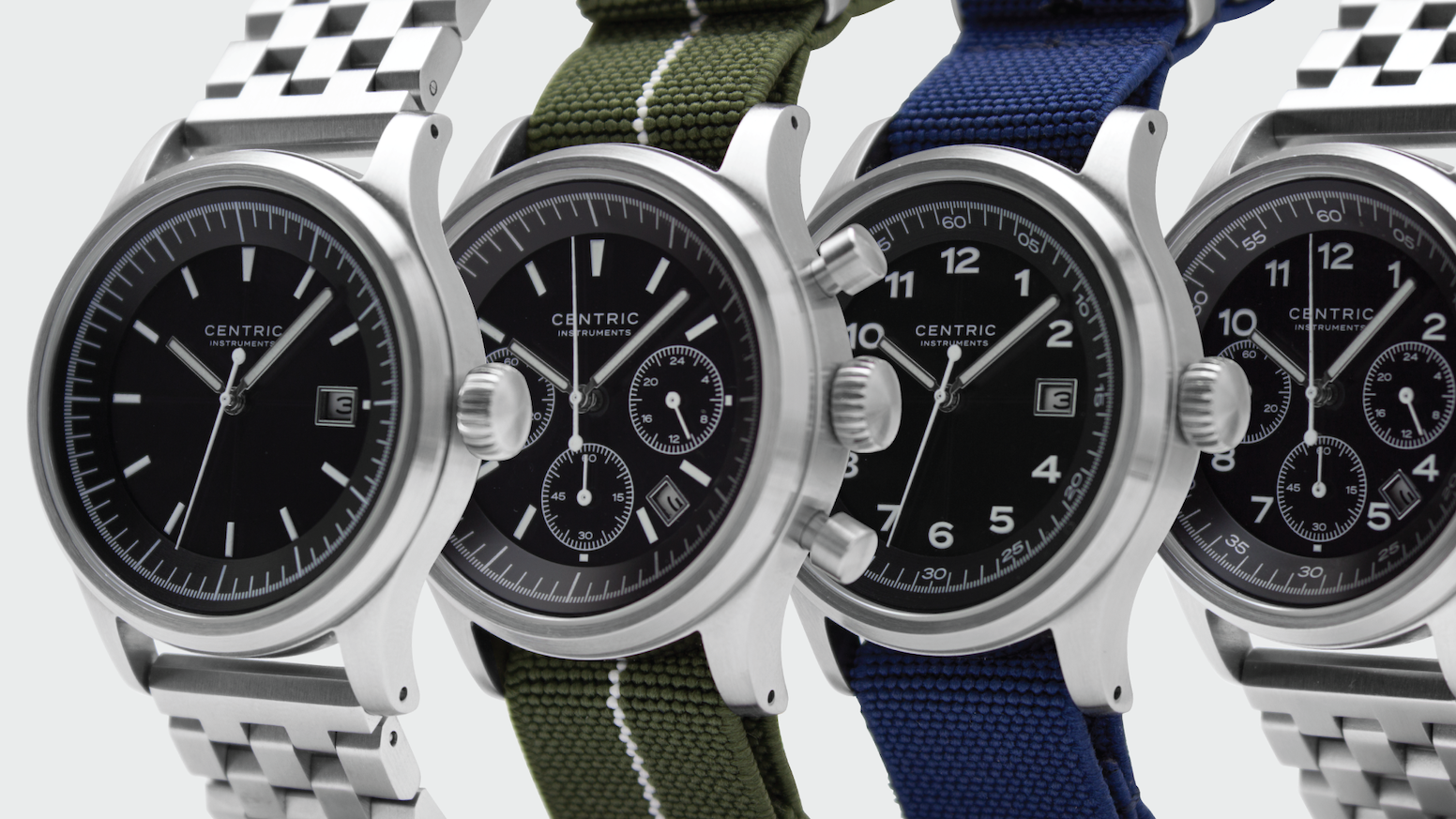 This new collection of sleek, utilitarian watches are powered by the sun, combining versatile style with long-lasting dependability.
