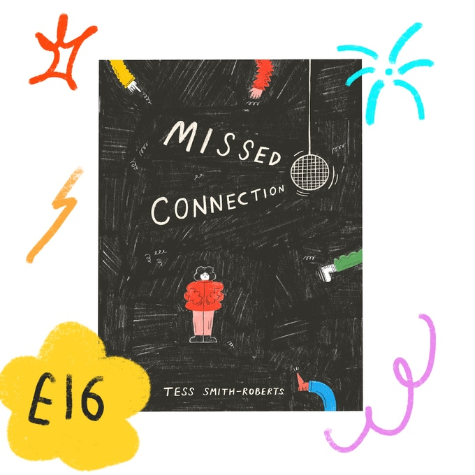 Missed connection print book + digital copy