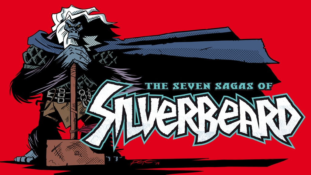 The Seven Sagas of Silverbeard - Break Kickstarter project video thumbnail