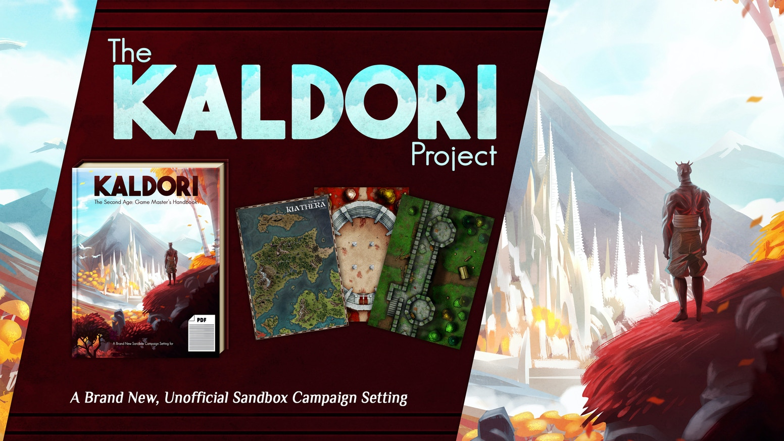 The Kaldori Project (For Tabletop Roleplaying) by Veris
