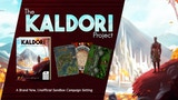 The Kaldori Project (For Tabletop Roleplaying) thumbnail
