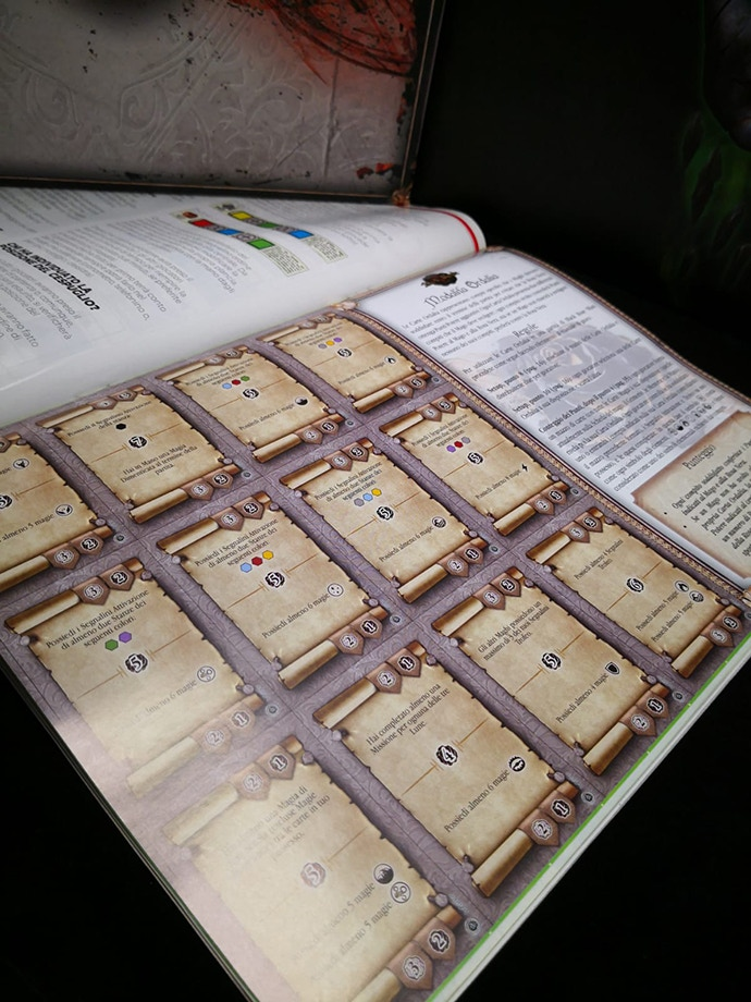 Ordeal Cards and rules!