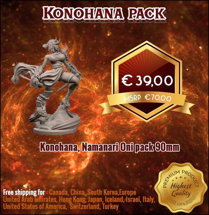 Konohana: Oni Namanari