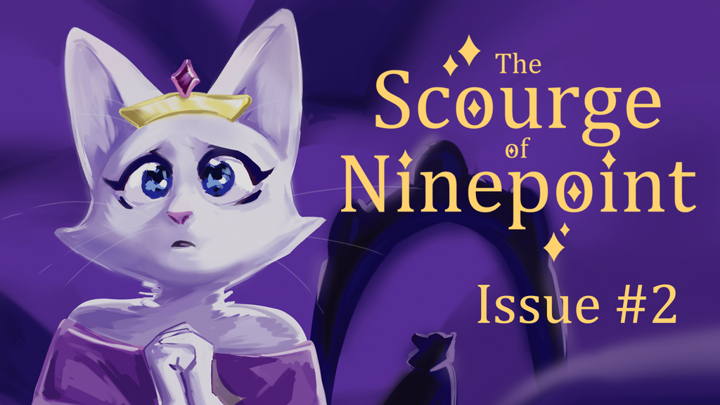 Project image for The Scourge of Ninepoint: Issue #2