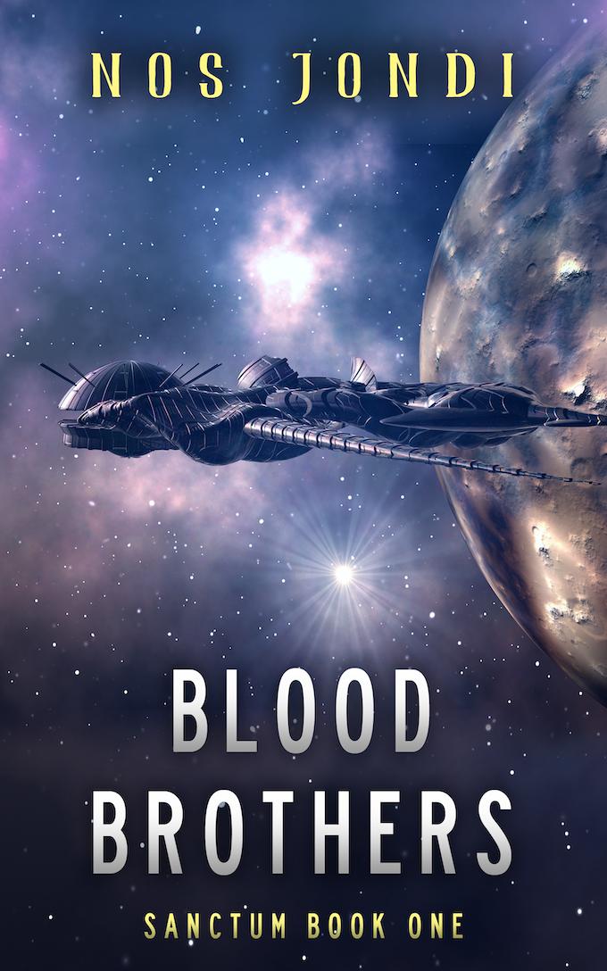 SANCTUM Book 1 - BLOOD BROTHERS