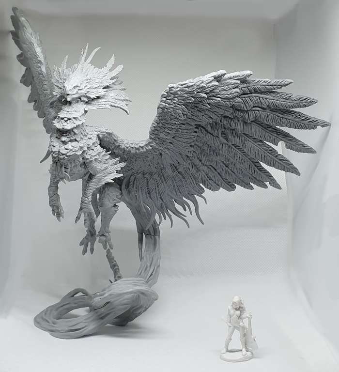 Project Updates for Dragons of the Red Moon on BackerKit Page 1