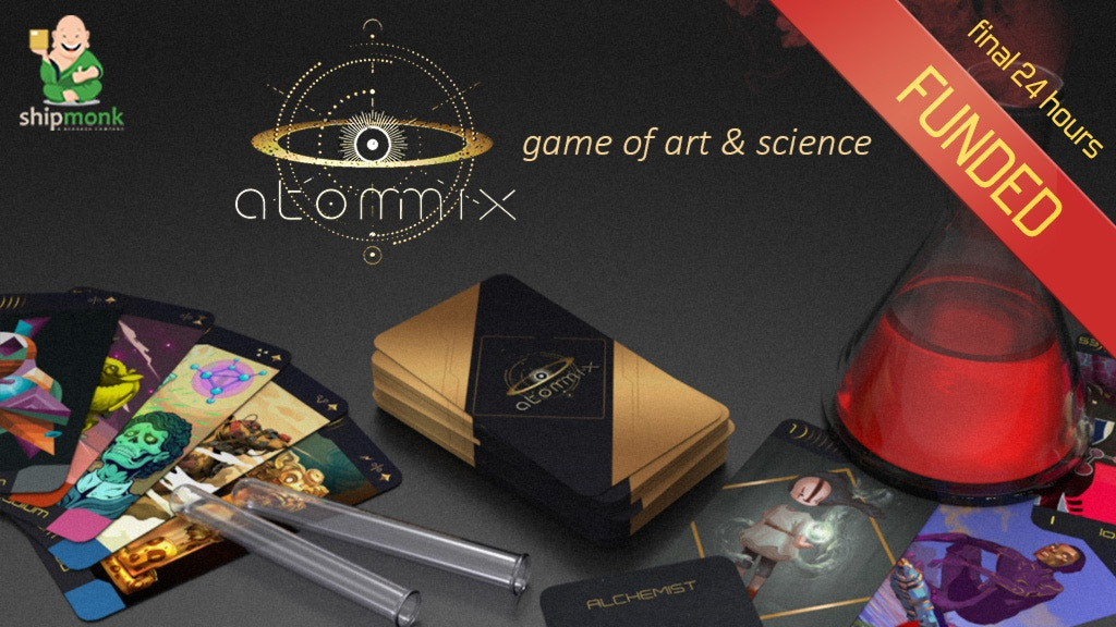 atommix :: Game of Art & Science project video thumbnail
