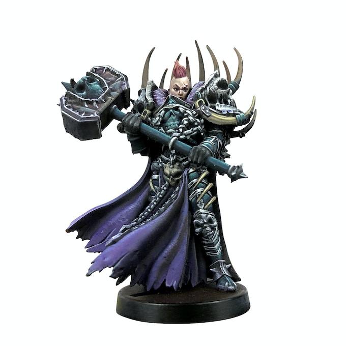 Alektress, Bringer of Despair and Desolation