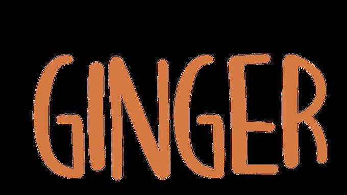 Being Ginger logo