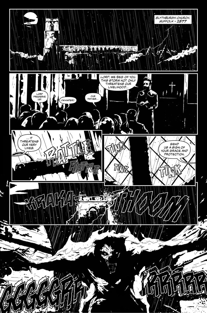 Issue #2 sample page