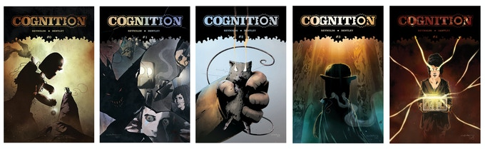 The full run of single issue comics