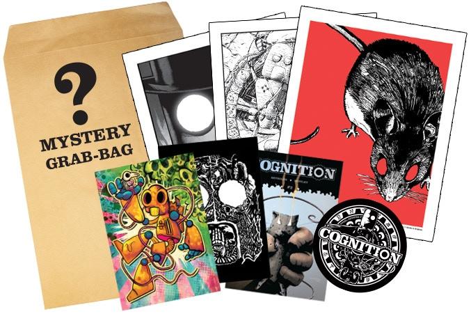 Mystery Merch Grab-Bag