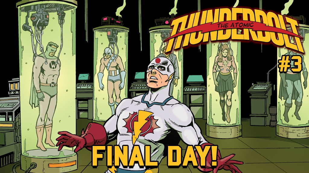 The Atomic Thunderbolt #3 project video thumbnail