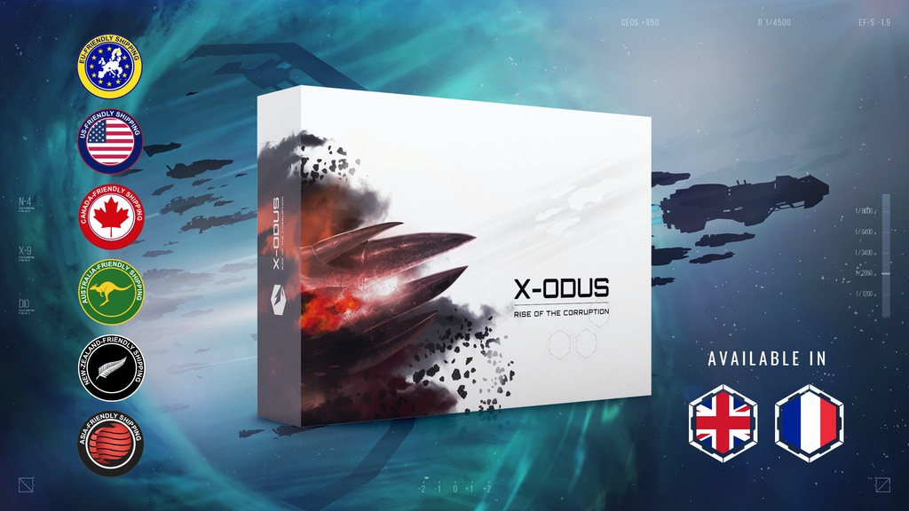 X-ODUS - Rise of the Corruption project video thumbnail