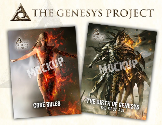 The Genesys Project: The Birth of Genesys by Gary Krieger