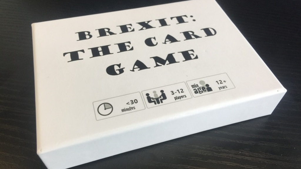Project image for Brexit : The Card Game