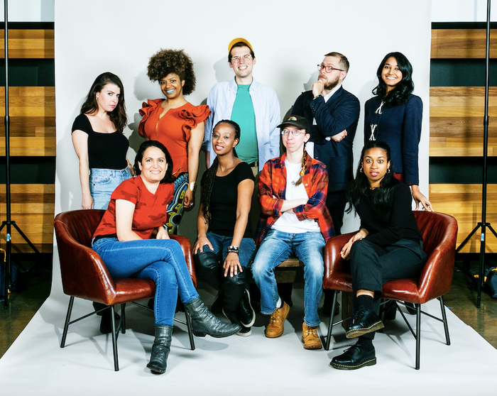 The Spring 2019 Creators-in-Residence