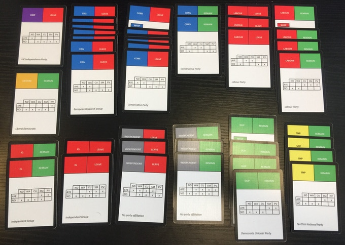 MP cards