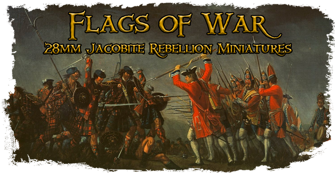 1745 Jacobite Rebellion - British Government Troops