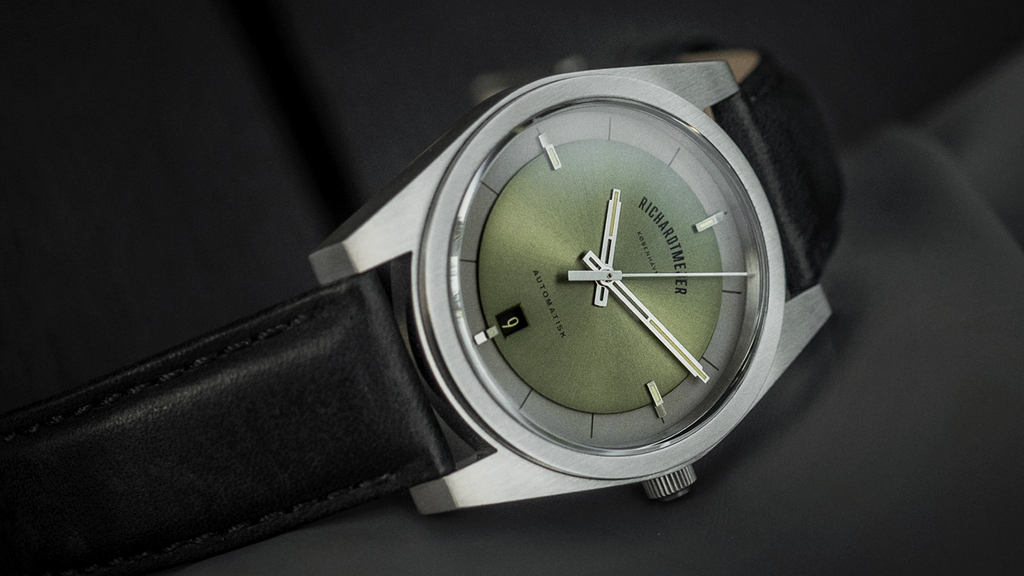 The Automatisk: A Modern Danish Designed Timepiece project video thumbnail