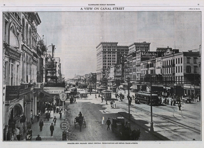Preserve & digitize 30,000 historic New Orleans newspapers