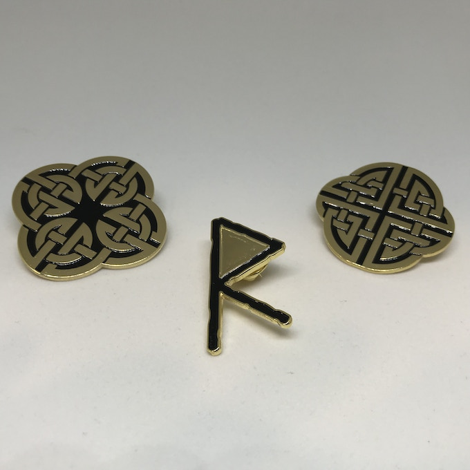 Treasured Pins of Midgard