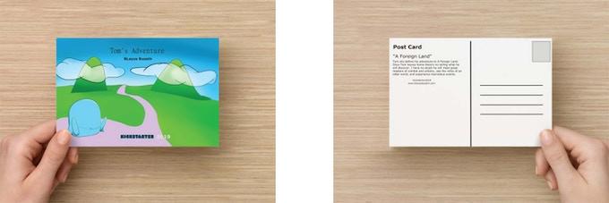 4x6 Travel Postcards