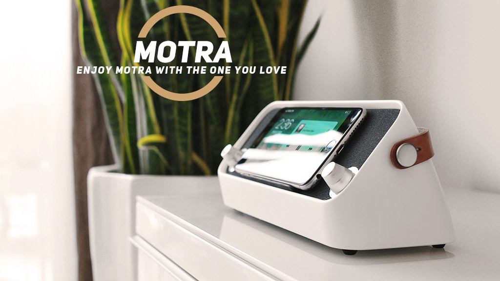 MoTra: Retro Multimedia Player w/ Wireless Charger for Phone project video thumbnail