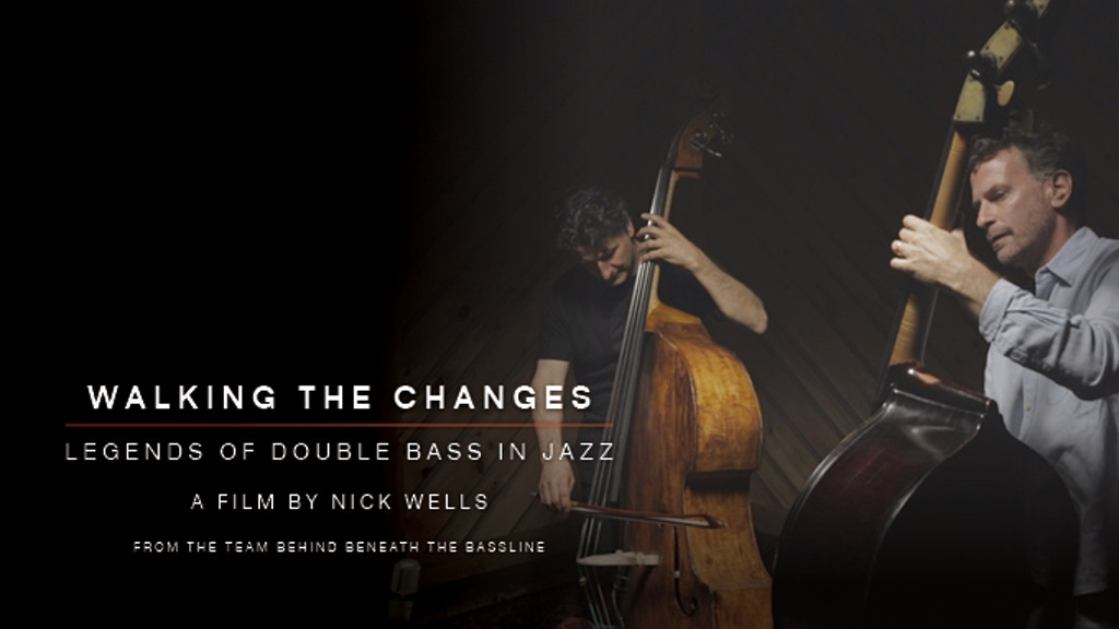 Walking the Changes | Legends of Double Bass in Jazz project video thumbnail