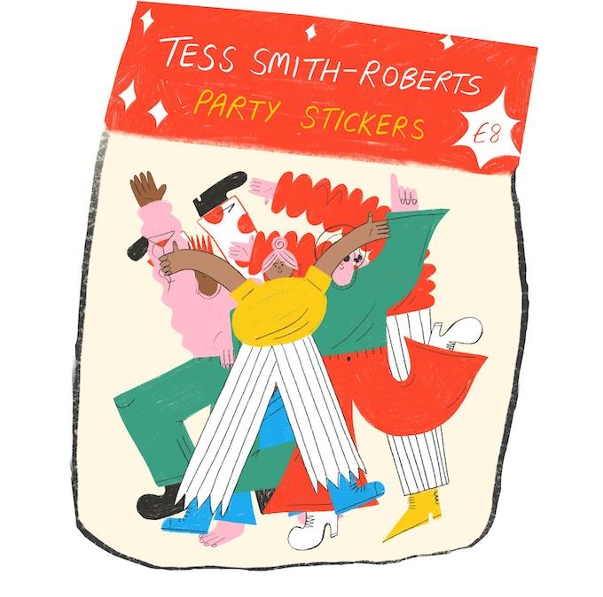 Sticker Pack £8