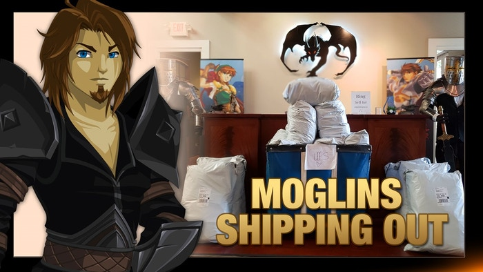Project Updates for AdventureQuest™ Moglin Plushies on BackerKit Page 1