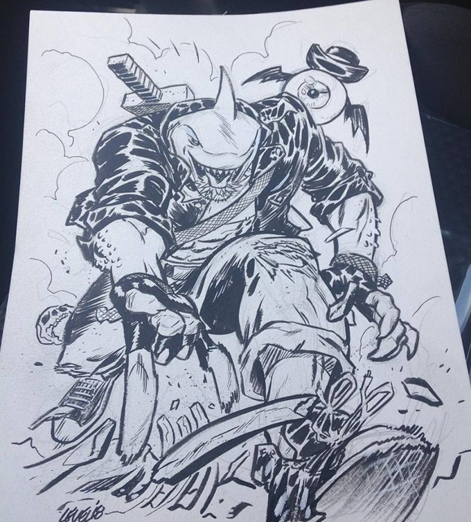 Brian Level Art - $200