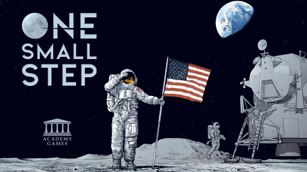 One Small Step project video thumbnail