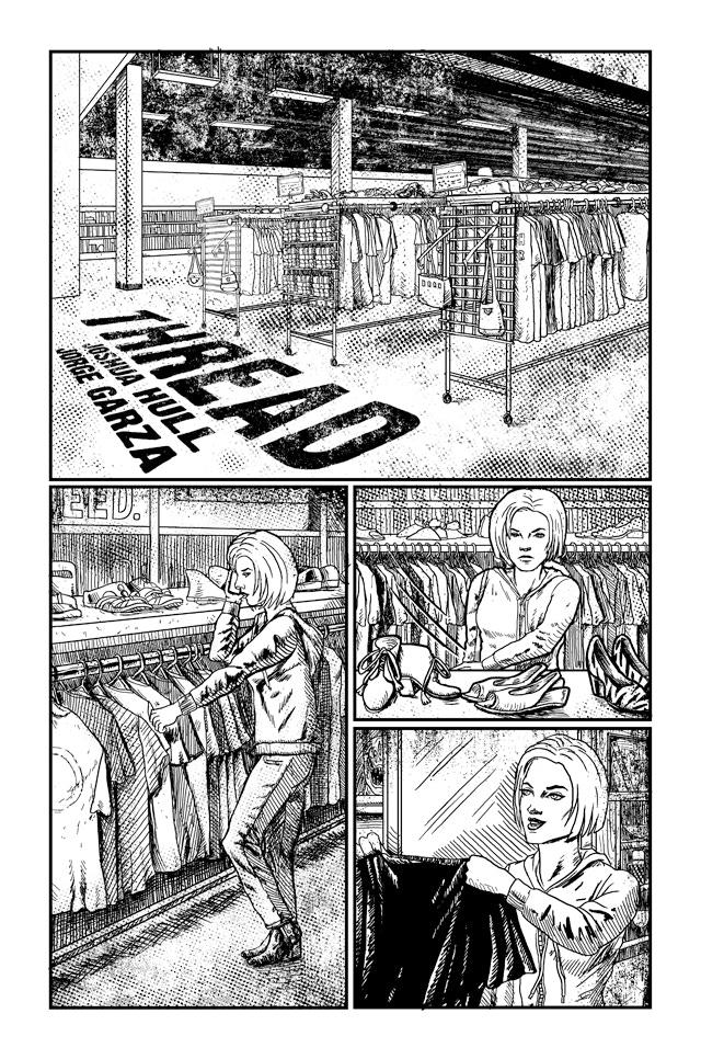 Page by Jorge Garza