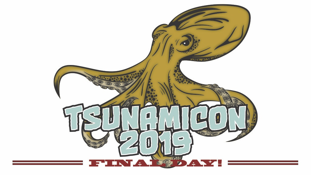 TsunamiCon 2019 Wichita's Premier Tabletop Gaming Convention project video thumbnail