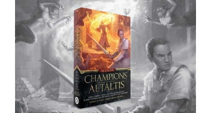 Discover the World of Aetaltis in a collection of Aetaltis short stories by some of the very best authors in science fiction and fantasy! Stories from Ed Greenwood, Erin M. Evans, Dave Gross, Elaine Cunningham, Mel Odom, and more!