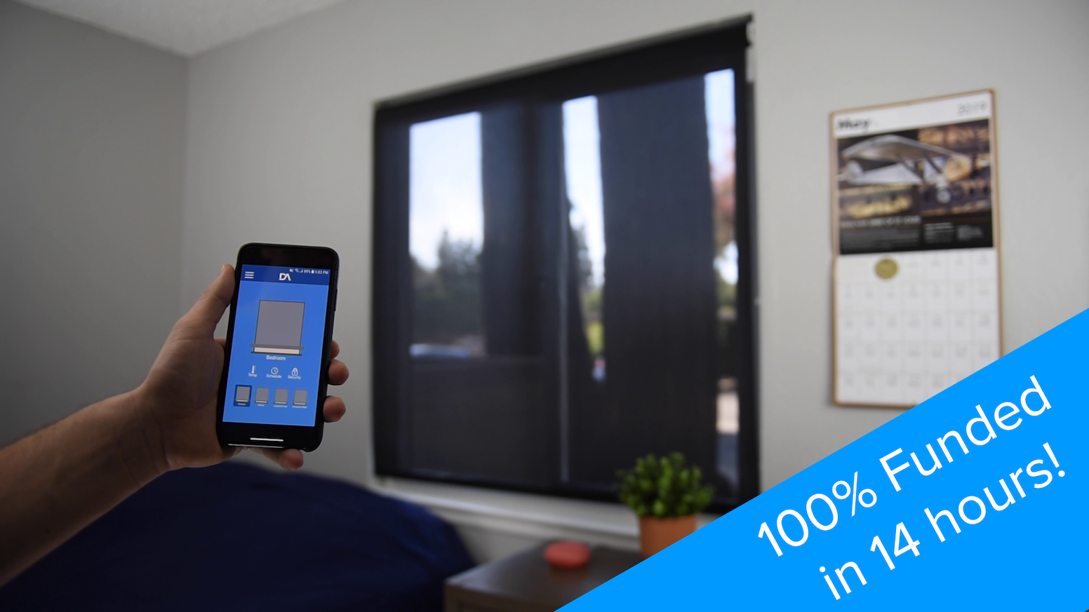Every smart home needs smart shades. AutoShades won't cost you a fortune.   Simple. Affordable. Smart Window Shades.