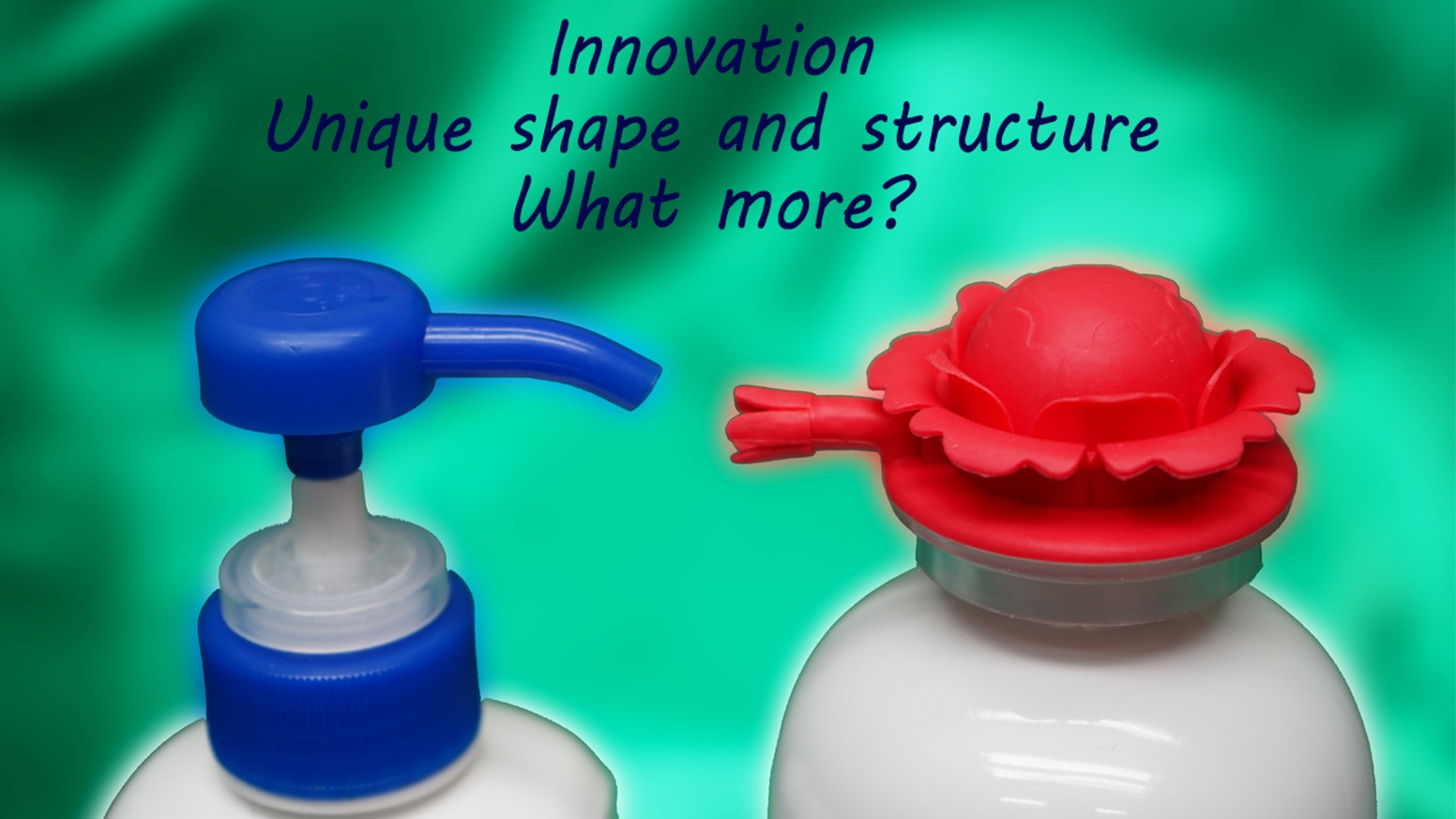 Helps reduce plastic wastage. It can be reused many times, or used as a vase. The elastic pump is recyclable.