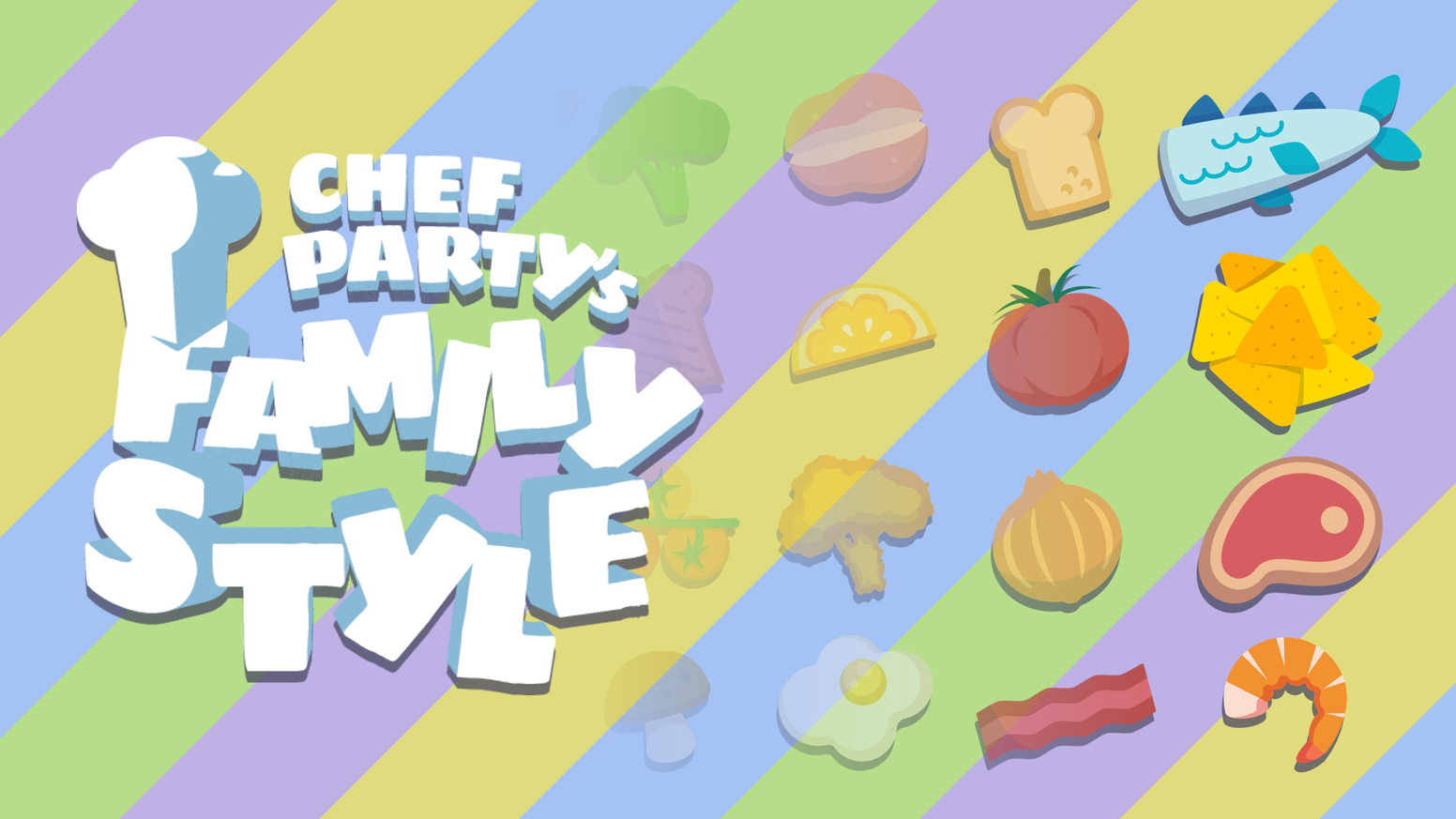 Family Style by Chef Party — Kickstarter